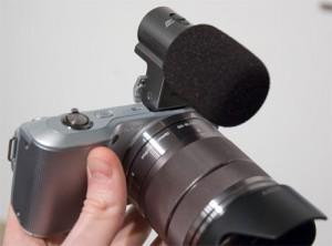 Sony NEX-6 запечатлён вновь