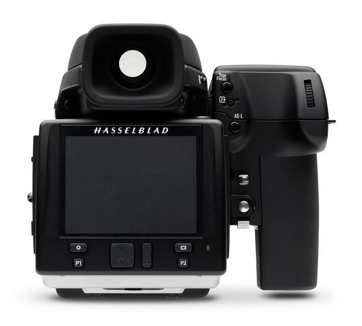 Hasselblad анонсировала среднеформатную камеру H5D