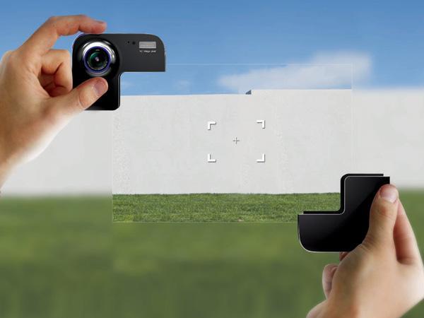 Take Frame: концепт самой простой камеры