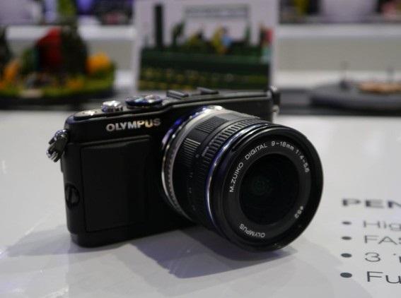 Olympus на Photokina 2012: обновление линейки PEN, а также XZ-2