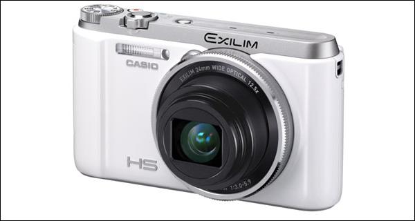 Casio Exilim EX-ZR1000: фотоаппарат с откидным дисплеем