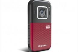 Toshiba Camileo BW20: видеокамера во влагозащищённом корпусе