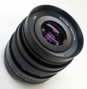 SLR Magic анонсировала выпуск объективов 25mm T0.95, 35mm T0.95, 35mm T1.4 и 23mm F1.7