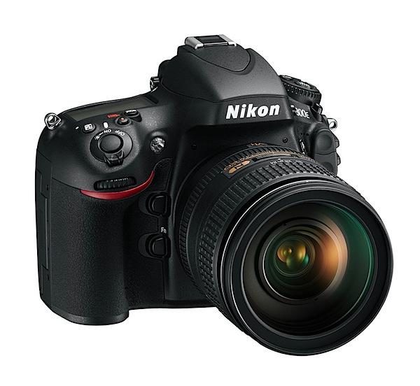 Обзор Nikon D800E