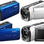 Видеокамера BenQ M33: качественная съёмка даже в темноте