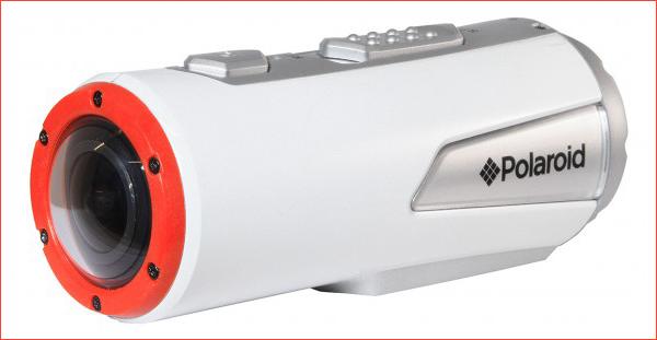 Спортивные видеокамеры Polaroid поступят в продажу в октябре
