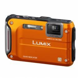 Земноводное. Обзор защищенной камеры Panasonic Lumix FT4