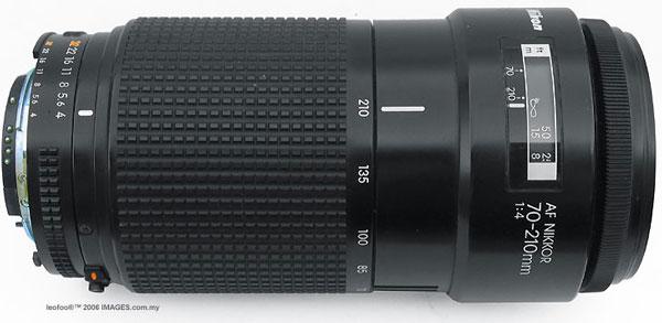 На следующей неделе Nikon может представить объектив 70-200mm f/4 со стабилизатором нового поколения