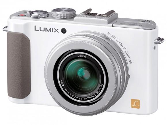 Маленькая камера, большие надежды. Lumix LX7