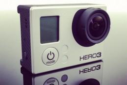 Экшн-камера GoPro С с Wi-Fi снимает видео с разрешением до 4K