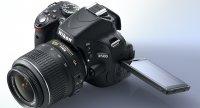 Классика мировой фототехники – фотоаппарат Nikon D5100