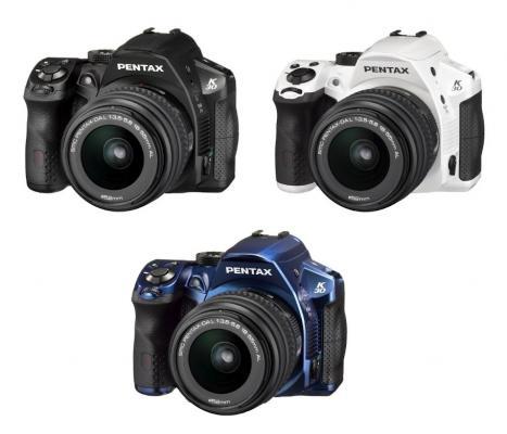 Pentax презентовала новый зеркальный фотоаппарат К-30
