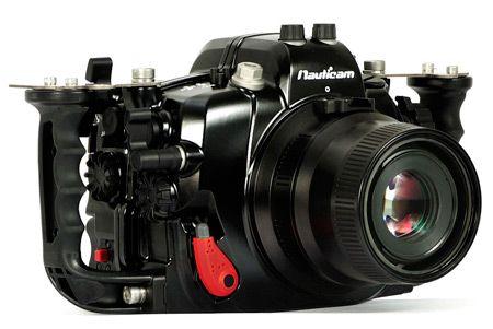 Компания Nauticam анонсировала выход нового герметического подводного бокса для Canon 5D Mark III