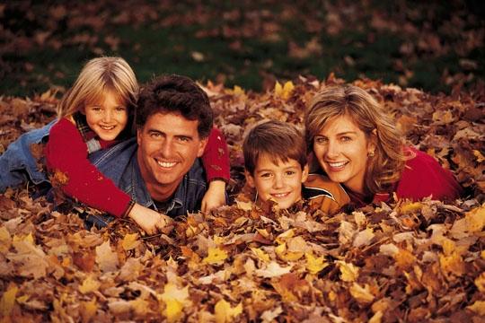 Законы семейной фотографии