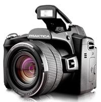 PRAKTICA luxmedia 18-Z36C: компактный суперзум с откидным экраном