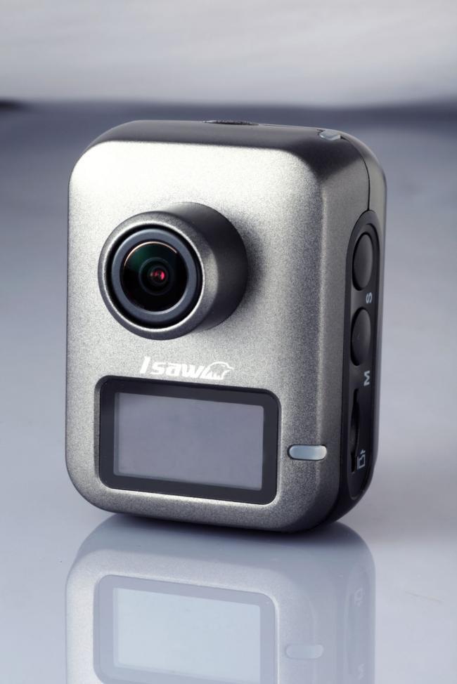 Экшн-камера ISAW A2 с функцией серийной видеосъемки