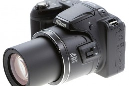 Обзор доступного 26-кратного ультразума Nikon Coolpix L810