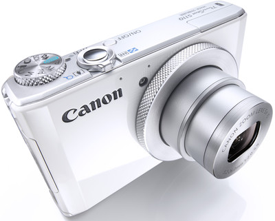Canon PowerShot S110: сенсорная камера с Wi-Fi