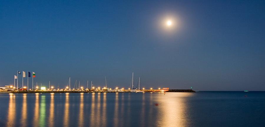 Фотография в вечернее и ночное время