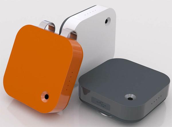 Memoto: носимая мини-камера для постоянной съёмки