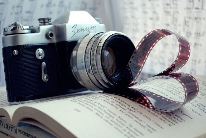 Интересные факты из истории развития фотографии
