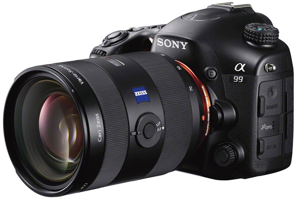 Первые впечатления о камере Sony SLT-A99