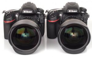 Nikon D800 и его версия Nikon D800E