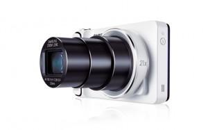 Камера Samsung Galaxy Camera вышла в продажу в России