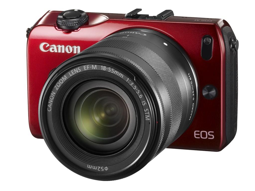 Обзор Canon EOS M: первая беззеркалка Canon