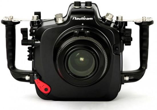 Компания Nauticam анонсировала подводный бокс для Canon EOS-1D X