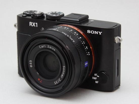 Предварительный обзор Sony DSC-RX1