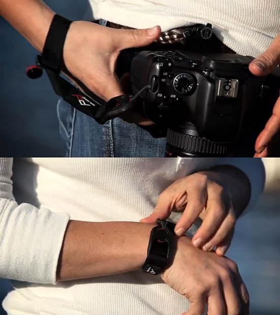 Удобный ремешок для фотокамеры: новинка от Peak Design