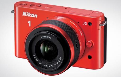 Обзор Nikon 1 J2: яркая и самая быстрая в мире беззеркалка