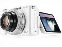 Белая вариация камеры EX2F от компании «Самсунг»