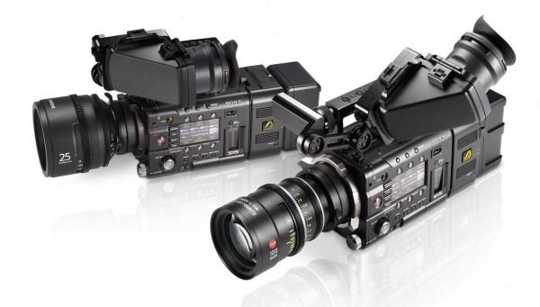 Компания SONY представила две новые камеры F5 и F55