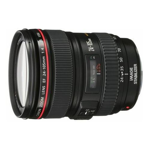 Компания Canon представила два новых объектива Canon EF 24-70 f/4L IS и EF 35 f/2 IS