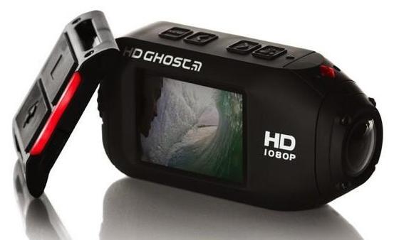 Drift HD Ghost: функциональная экшн-камера с защитой от влаги