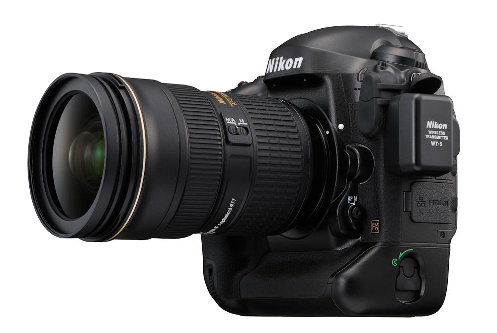 Nikon D4 — новый лидер?