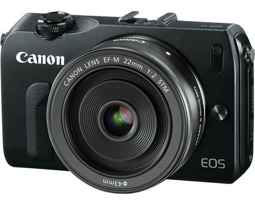 Canon представит в России свою первую беззеркалку