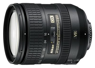 Обзор объектива Nikkor 16-85mm f/3.5-5.6 AF-S