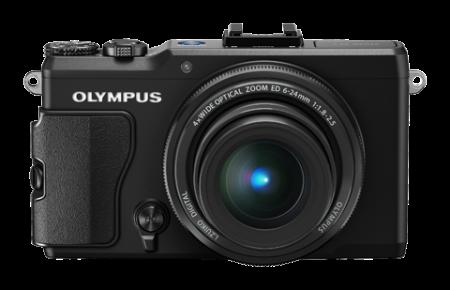 Обзор Olympus XZ-2