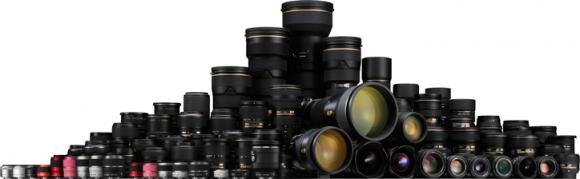 Nikon выпустила 75-миллионный объектив NIKKOR