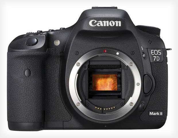 В ожидании Canon 7D Mark II