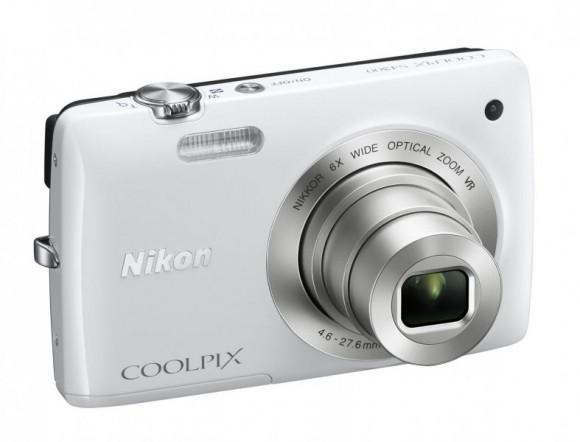 Nikon Coolpix S4300 – шестикратный зум за сто долларов