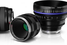 Обзор объективов при использовании с Blackmagic Cinema Camera
