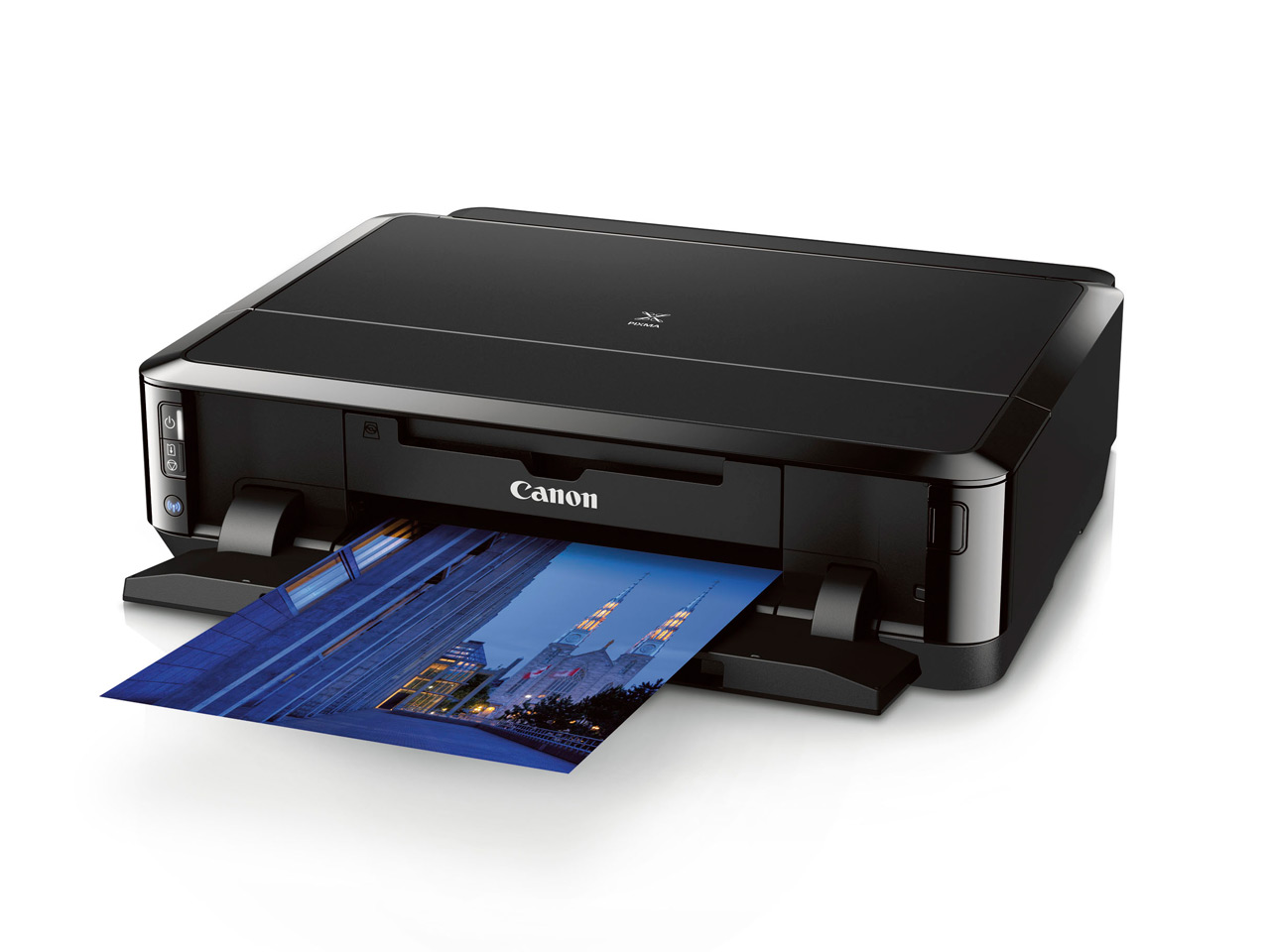 Новые PIXMA и CanoScan. Печатаем и сканируем