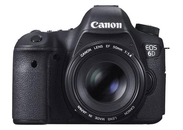 На DXOMark протестировали Canon 6D