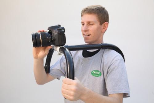 Видеосъёмка на DSLR: главное — не дёргаться!