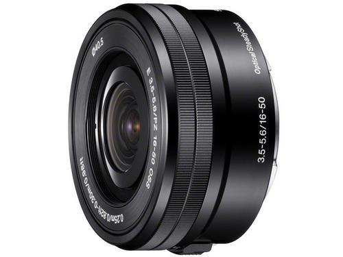 Объектив 16—50 мм для Sony NEX поступит в продажу в феврале за $350