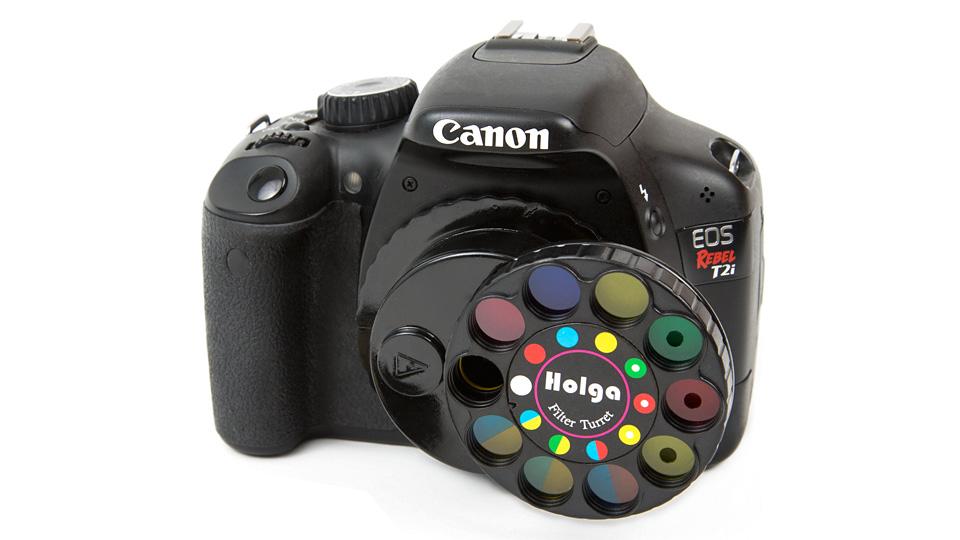 Фильтр Holga для Nikon и Canon